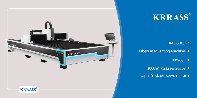 2000W IPG Fiber laser cutting machine
