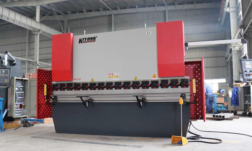 NC Press Brake P40 System