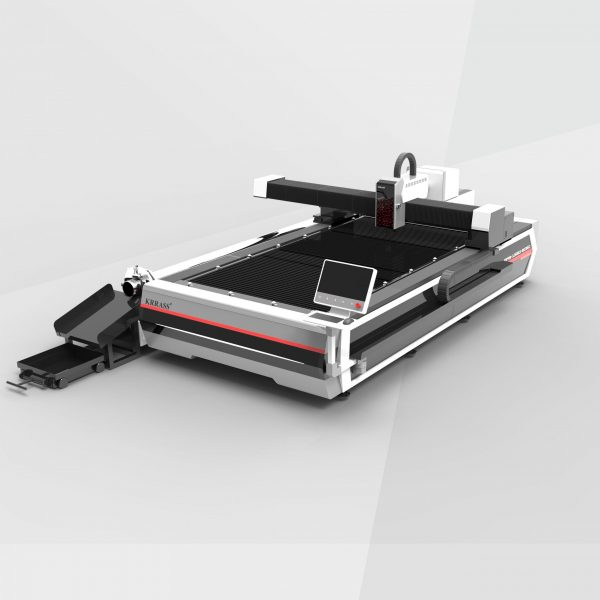 Tube and Plate Fiber laser cutting Machine