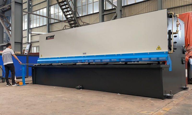 hydraulic shearing Machine QC12K-10X5000