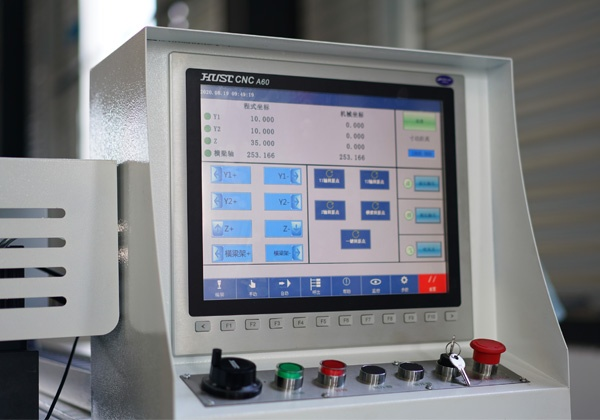 v grooving machine for krrass