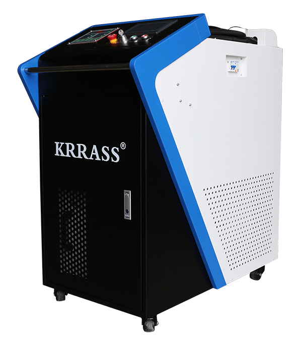 krrass fiber laser welding machine