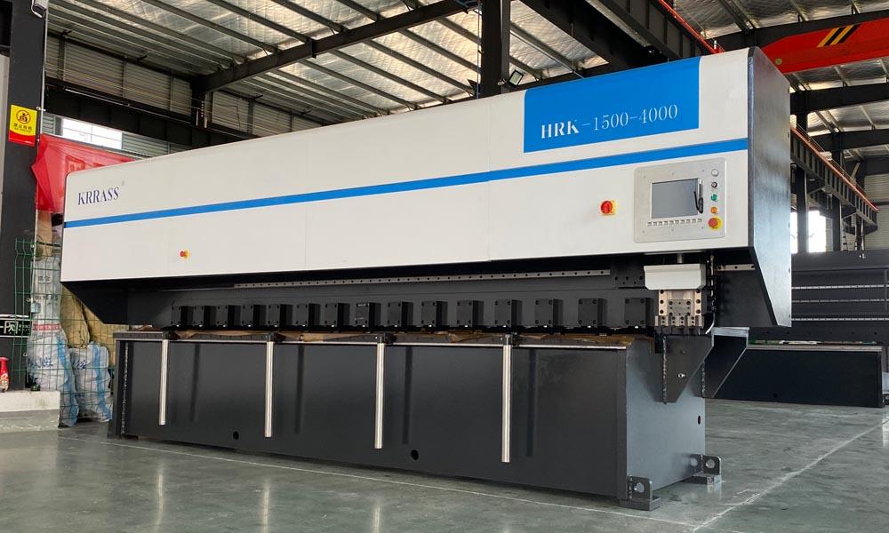 HRK-1500X4000 Vertical V Grooving Machine for sheet metal