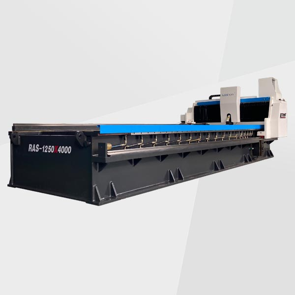 Vertical V Groover Machine