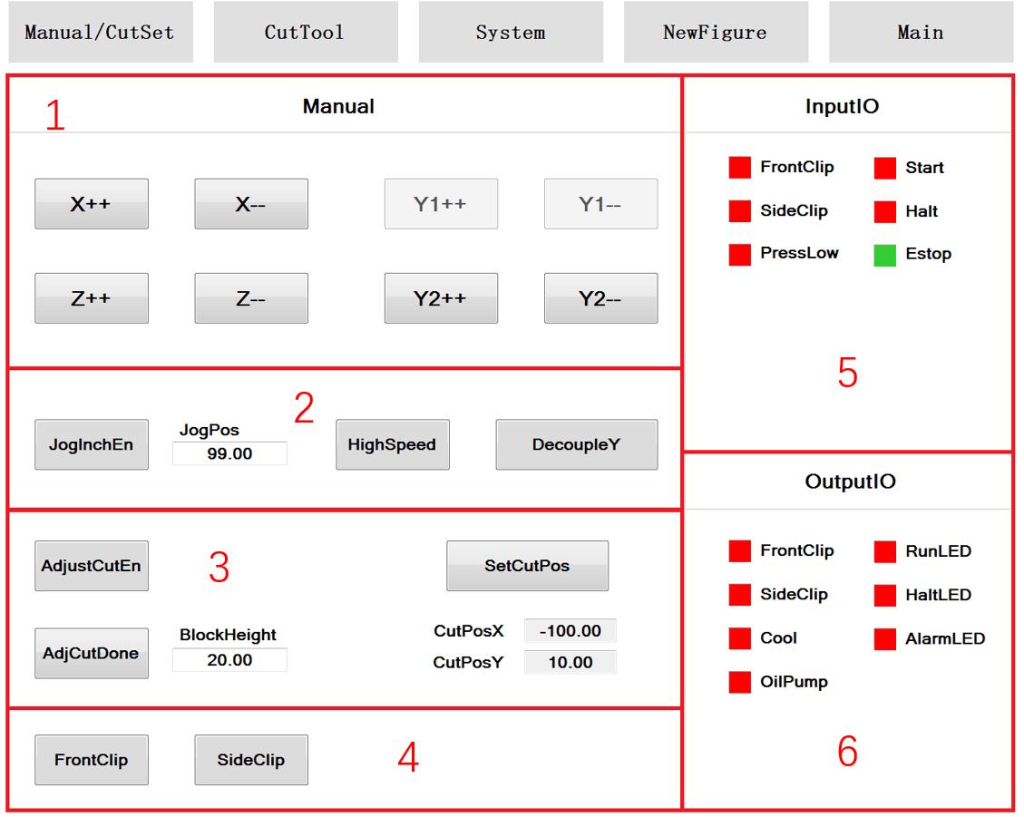 V Grooving Machine User Manual